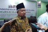 MUI mengharamkan ODP, PDP dan positif COVID-19 ke masjid