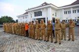 Pemkab Ogan Komering Ulu berlakukan presensi  ASN sistem sidik jari
