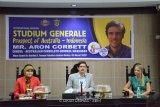 Unhas Makassar gelar kuliah umum hubungan Indonesia -- Australia
