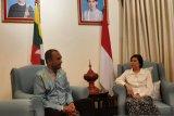 Dubes Myanmar harapkan RS Indonesia di Rakhine State segera diresmikan