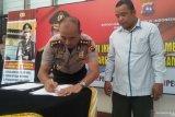 Bangun citra positif kepolisian, Polres Pariaman dan PWI kerja sama penyebarluasan informasi