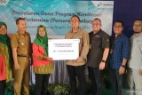 Salurkan 17 miliar, Pertamina Gandeng usaha masyarakat Lampung Tengah