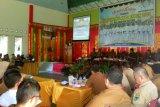 Fokus bangun irigasi dan pasar, Bupati Pesisir Selatan buka Musrenbang Kecamatan Sutera (Video)