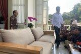 Presiden Joko Widodo tegaskan sebagian besar pasien corona bisa sembuh