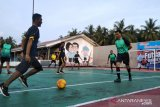 Lapas Pariaman gelar turnamen futsal antar-napi minimalisasi keinginan gunakan narkoba (Video)