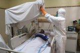 RS rujukan pasien COVID-19 terbakar, satu orang tewas