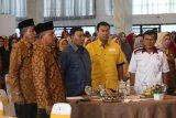 Sjachroedin dan Rycko bersilaturahmi dengan pensiunan PNS, TNI dan Polri