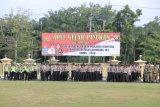 Polres OKU terjunkan ratusan  personel amankan Pilkades 2020