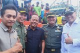 900 nelayan pantura berangkat ke Natuna jaga kedaulatan NKRI
