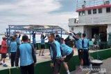 Tim selam Lantamal VI mulai turunkan modul Garuda Di Lautku di Pulau Kodingareng