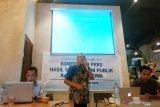 JSI lansir hasil survei elektabilitas kandidat Pilkada Gowa