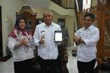 Bupati Sleman mengajak masyarakat sukseskan sensus penduduk online