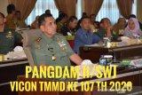 Pangdam: lokasi TMMD Sumsel di Banyuasin