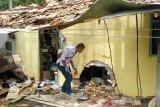 Seorang warga terluka akibat ledakan tabung uap untuk setrika di Kudus