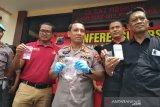 Polisi amankan 15 gram sabu-sabu selama Operasi Antik di Jepara