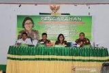 Wakajati Sulut minta pegawai Kejari Kotamobagu bekerja ikhlas