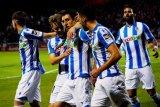 Sociedad akhiri mimpi Mirandes untuk ke final Copa del Rey