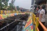 Jusmidar sulap drainase di Tembilahan jadi tambak ikan
