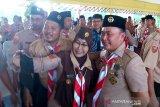 Jambore guru se-Kalteng sarana penyampaian aspirasi kepada gubernur