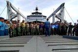 Gabungan pasukan elit TNI AL berpartisipasi di