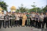 Polres OKU sebar 499 personel  keamanan ke wilayah Pilkades
