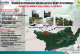 PLN memadamkan listrik di lokasi banjir Bolaang Mongondow