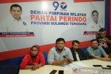 Pilwawali Kendari, DPW Perindo Sultra final dukung Siska Karina Imran