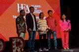 Dua kreator Indonesia lolos 10 besar Huawei Film Awards