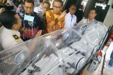 Gubernur Sulsel tinjau kesiapan RSUP Wahidin tangani pasien Corona