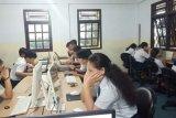 SMP di Minahasa Tenggara simulasikan UNBK