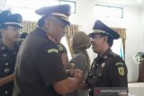 Kepala Seksi Intelijen Kejari Gumas yang baru resmi dilantik