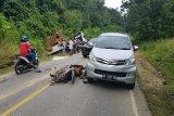 Warga Jamut tewas ditabrak truk bermuatan doser
