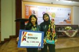 Mahasiswi Akuntansi IIB Darmajaya Juara GAAC 2020