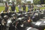 Polres Merauke tangkap lima anggota sindikat pencuri 33 sepeda motor