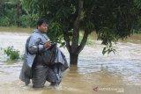 Ratusan warga mengungsi ke puskesmas akibat banjir di  Purworejo