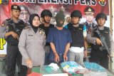 Cabuli anak angkat hingga hamil, penjual balon di Temanggung diringkus