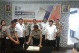Ditlantas Polda Sulawesi Utara canangkan pembangunan zona integritas