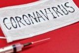 Francis laporkan 423 kasus infeksi virus corona, 7 orang meninggal