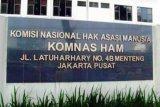 Komnas HAM minta Presiden Jokowi segera berlakukan karantina wilayah