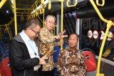 Menperin Agus Gumiwang sebut industri kendaraan komersial berpotensi pacu ekspor
