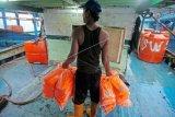 Nelayan Tegal berangkat ke perairan Natuna