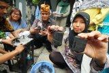 Pelatihan Pembuatan Briket Arang Organik