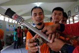 Pelatihan penanganan kebakaran bagi disabilitas netra