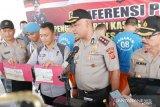 Polisi tangkap lima pelaku pemalsuan STNK khusus mobil