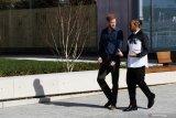 Pangeran Harry, Lewis Hamilton  resmikan museum Sirkuit Silverstone