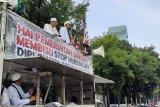 Massa desak Pemerintah India hentikan persekusi terhadap Muslim