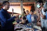 PD Pasar Makassar Raya gelar sosialisasi cegah penyebaran virus corona