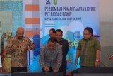 Menristek dukung PTPN V optimalkan listrik dari limbah sawit