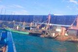 Kapal penyedot pasir laut muncul, nelayan Lampung Timur tetap menolak