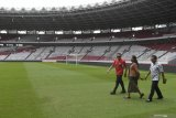 GBK terpilih sebagai stadion paling favorit di Asia Tenggara